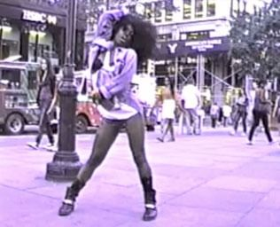 Jasmine Johnson #<DanceType:0x00000007bef3a0> Jazz Funk