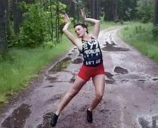 Frida Svensson #<DanceType:0x005570c9fa63d0> Jazz Funk