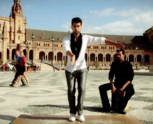 Luis Casado #<DanceType:0x005605b5de5cb8> Flamenco