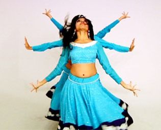 AATMA Performing Arts group Bollywood