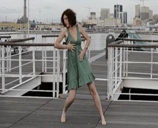 Federica Paoli #<DanceType:0x005622b4aaa0a0> Street Jazz