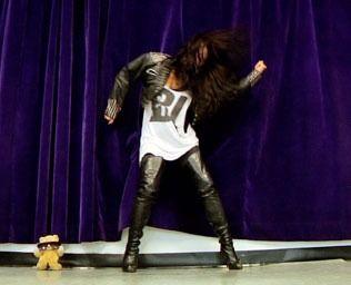 Sheryl Murakami #<DanceType:0x0056297404efb8> Jazz Funk