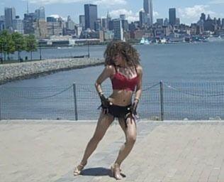 Lauren Alvarez #<DanceType:0x00000008217f20> Salsa