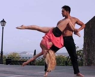Annette & Eliezer #<DanceType:0x00000007158950> Lyrical Jazz