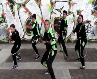Born to Dance group Hip-Hop