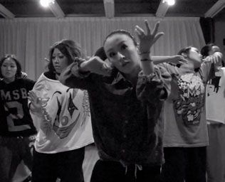 Tomo and her Girls #<DanceType:0x007f2b2d539210> Hip-Hop