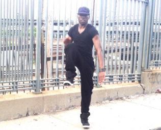 D-Ran Neal #<DanceType:0x00557c7cdc8f90> Step