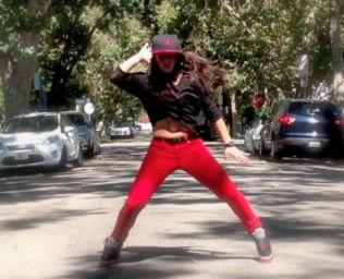 Manuela Oliveira #<DanceType:0x007f862e8c8460> Hip-Hop