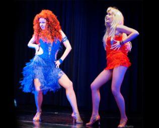 Sirpa & Miia #<DanceType:0x0055b568f96140> Latin