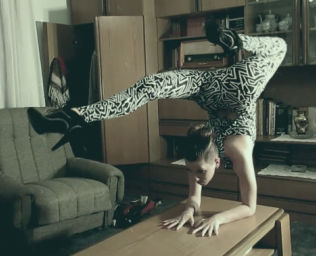 Ida Milec #<DanceType:0x007fad6c819a40> Vogue