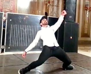 Saran Kohli #<DanceType:0x0055976d0af578> Hip-Hop