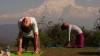 Yoga trek Nepal Pokhara retreat annapurna