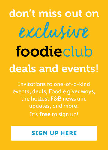 Signup foodieclub