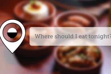 Where Should I Eat Tonight - March XIX