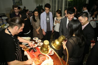 Foodie Club Events: What You Missed in 2014
