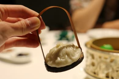 Classic Michelin Dim Sum in Macau