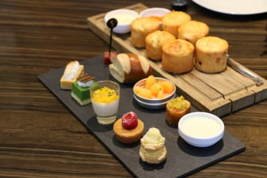The New Summer Afternoon Tea at Seasons