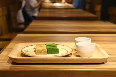 Gum Jeng Serves the Taiwanese Version of Matcha
