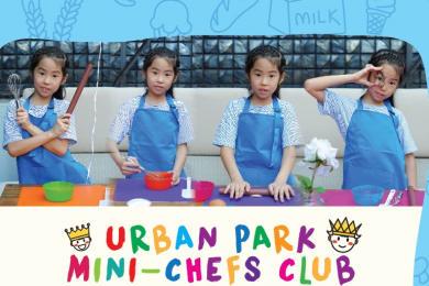 Mini-Chefs Club@Urban Club