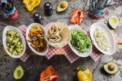 Recipe: Jamie Oliver's Super Food Wrap