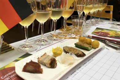Rewriting Wine 101: Hong Kong Street Food with Wine