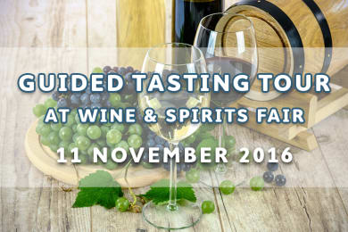 Foodie Club Event: Guided Wine Tasting Tour