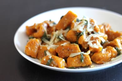 Recipe: Deep-fried Pumpkin Gnocchi
