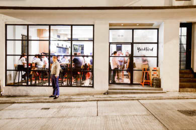 Yardbird Expands to Singapore