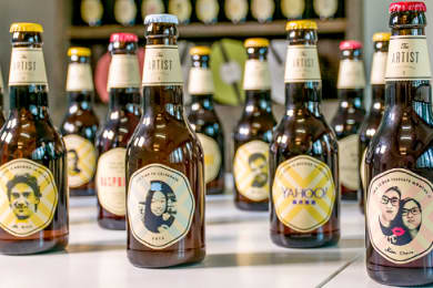 The Artist: Bespoke Belgian Craft Beer and Chocolate