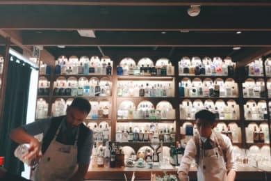 New Bar: Dr Fern's Gin Parlor
