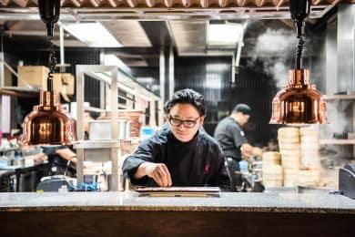 New Restaurant Review: Moi Moi by Luke Nyugen