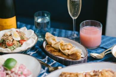 Restaurant Review: Brunch at Kaum
