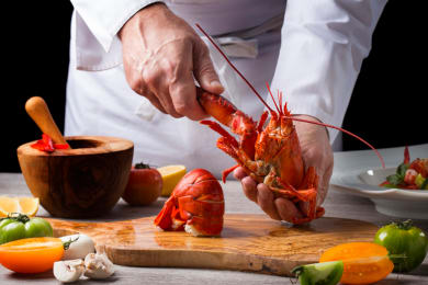 Intercontinental's Cooking with the Culinary Stars 2017