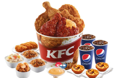 KFC's Kolonel Fast Connect