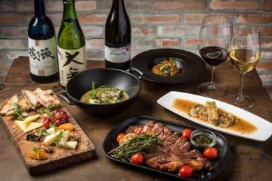Special Menu: Exclusive Wine vs Sake Dinner at Mr & Mrs Fox