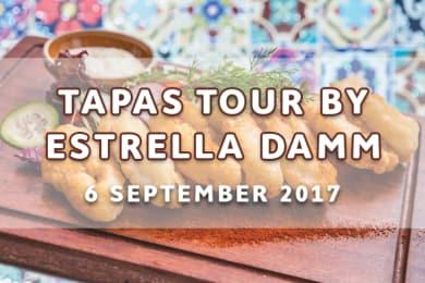 Estrella Damm Tapas Tour