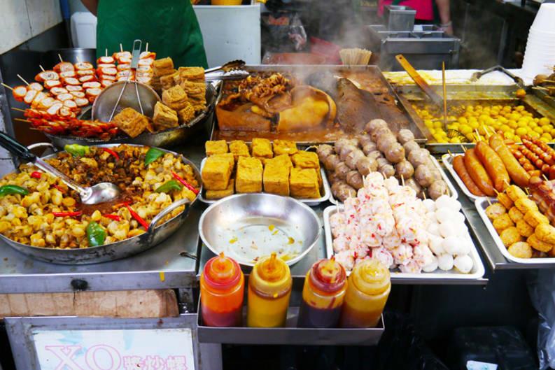 Street Food Mongkok