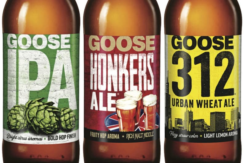 Goose Island Craft Beer Comes to Hong Kong