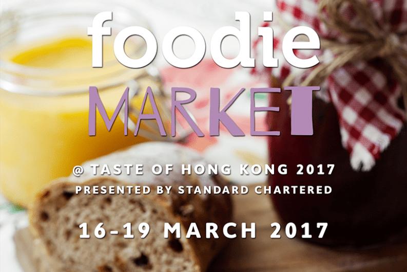Foodie Market @ Taste Festival 2017