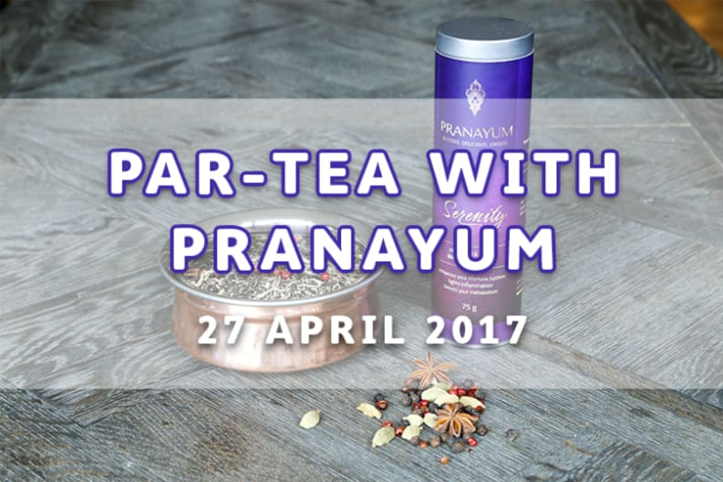 Colourful Par-tea with Pranayum