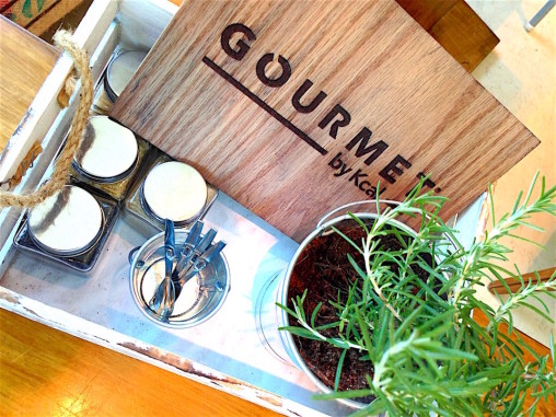 Gourmet By KCal: New International Restaurant Review