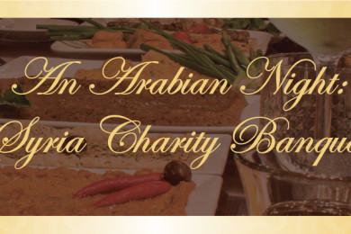 Zahrabel Charity Banquet - 14th September 2016