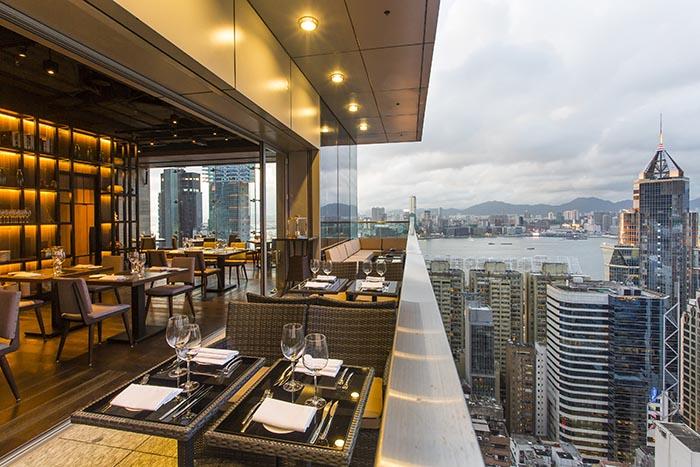 Penthouse By Harlan Goldstein Foodie Hong Kong