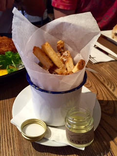 Truffled Duck Fat Fries