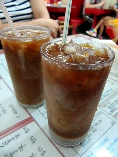One Other Common Practice That Utilises Hong Kong Milk Tea Is The Mixture With Coffee Another Clic Beverage In Named Yuan Yang