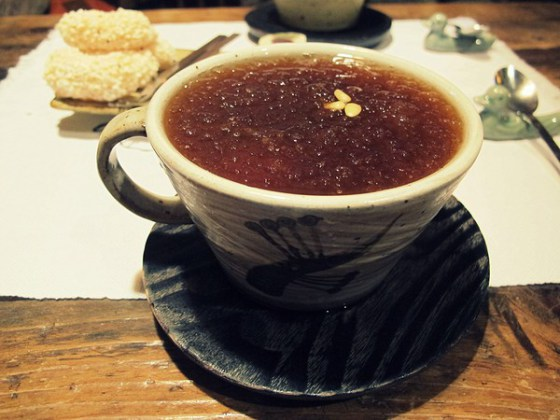 Traditional Tea at Moonbird Tea Café