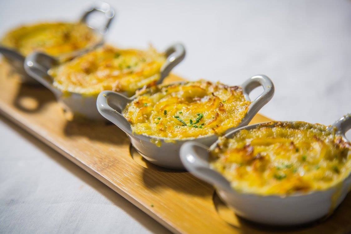 Shredded Duck Shepherd's Pie