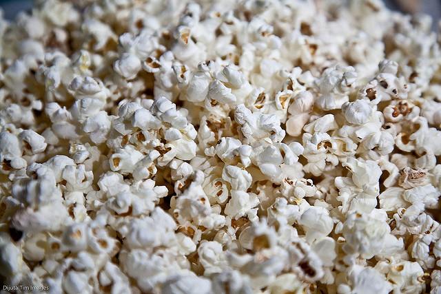DijutalTim Popcorn Flickr