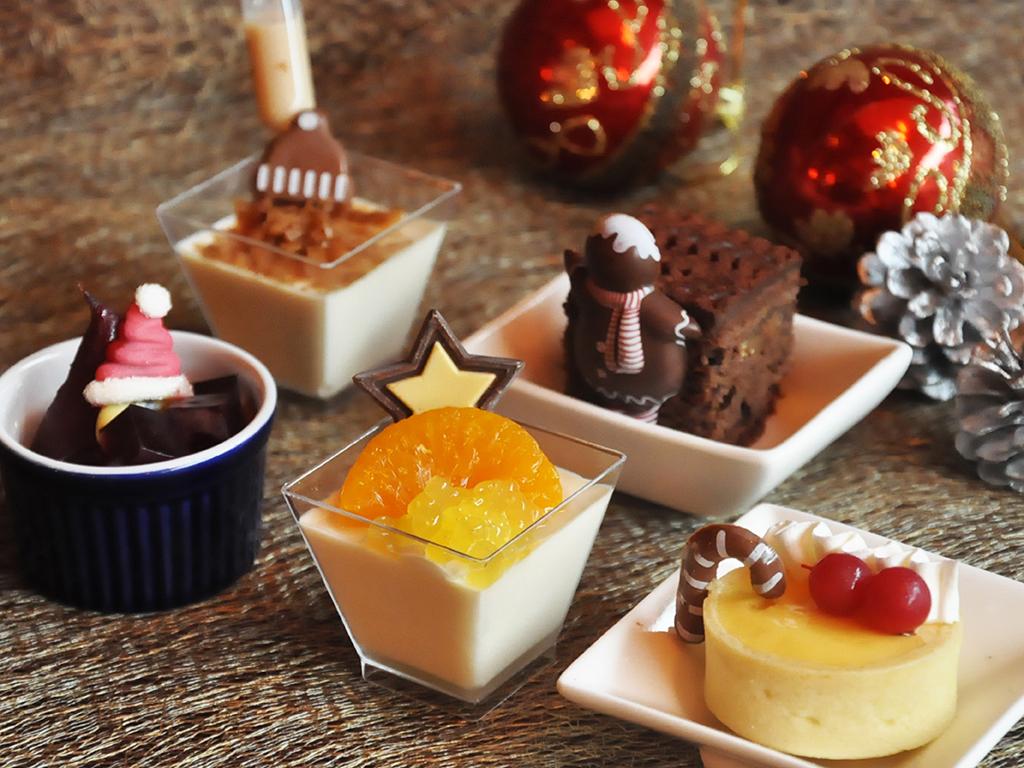 The Oriental Dessert Express Christmas Buffet | Foodie