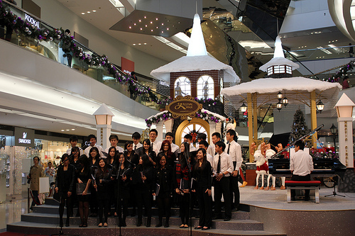 Top 5 Places to go for Christmas Eve Carols in Hong Kong 2015 | Foodie